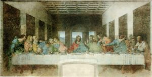 Leonardo da Vinci - The Last Supper (1495-1498)